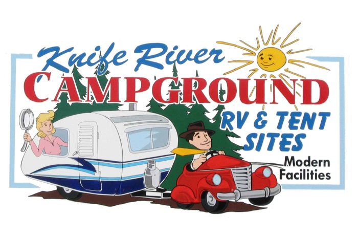 Knife River Campground Knife River Minnesota